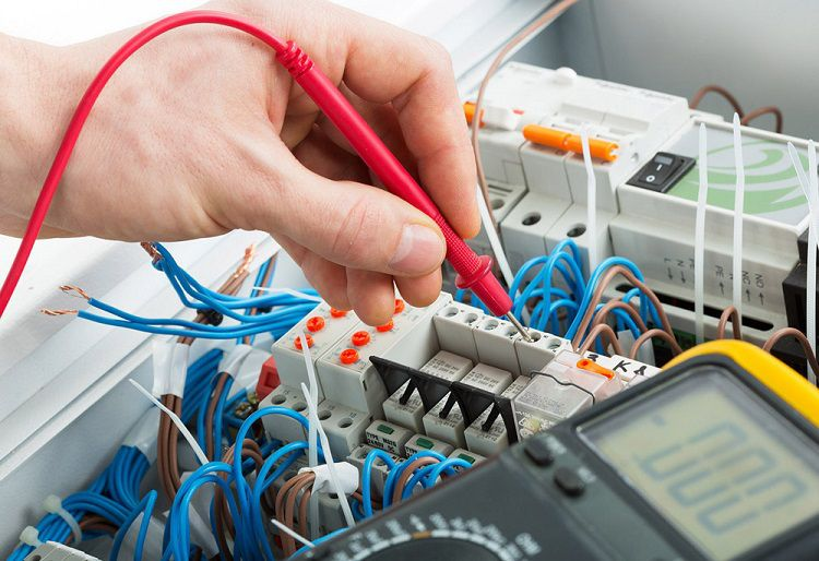 commercial electrician in evanston il